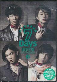 7Days BOYS 〜ボクタチの超☆育成計画〜3 【DVD】【RCP】