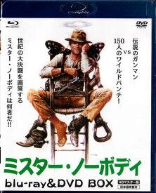 ミスター ノーボディ HDリマスター版 Blu-ray&DVD BOX 【DVD、Blu-ray】