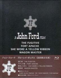 ジョン・フォード Blu-ray BOX 初回限定生産 【Blu-ray】【RCP】【あす楽対応】