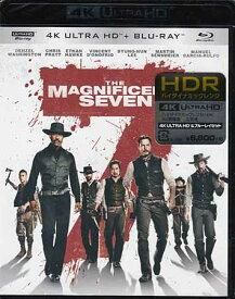 マグニフィセント セブン 4K ULTRA HD&ブルーレイセット 【Blu-ray】