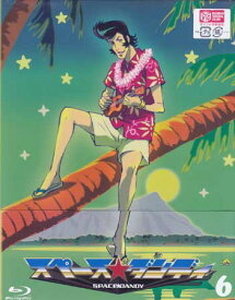 スペース☆ダンディ 6 【Blu-ray】