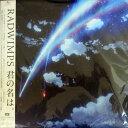 君の名は。 完全受注生産限定アナログ盤 / RADWIMPS 【レコード】
