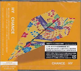 CHANCE 初回限定盤 / HY 【CD、DVD】