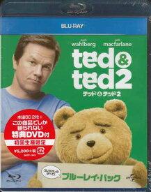 テッド&テッド2 ブルーレイ パック 初回生産限定 【Blu-ray】【RCP】【あす楽対応】