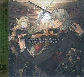 Fate/Grand Order Orchestra Concert -Live Album- performed by 東京都交響楽団 完全生産限定盤 / 東京都交響楽団 【CD、Blu-ray】