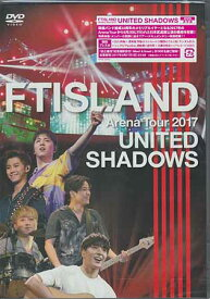 Arena Tour 2017 UNITED SHADOWS 【DVD】