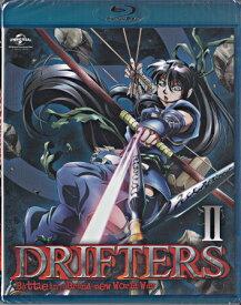 DRIFTERS 第2巻 【Blu-ray】