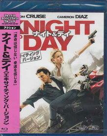 ナイト&デイ エキサイティング バージョン 【Blu-ray】
