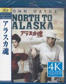 アラスカ魂 【Blu-ray】