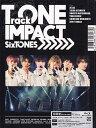 TrackONE IMPACT 初回盤 / SixTONES 【Blu-ray】