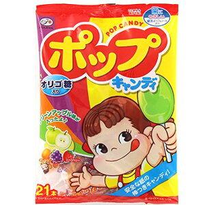 ポップキャンディ1袋21本入り(不二家)