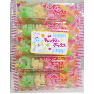 キャンディボックス27gx15袋入り (共親製菓)