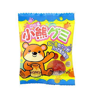 小熊グミ10g60個(やおきん)