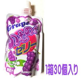 のむのむゼリー(グレープ味)30個入タクマ食品【駄菓子】
