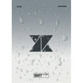 [Gravity&Remain&Awakeポスター各1)全3枚(丸めて同梱)付] KNK (クナクン)/ 『GRAVITY, COMPLETED』 (リパッケージ) ※本作ポスターはありません