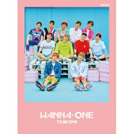WANNA ONE / 『1x1=1 (To Be One)』 (PINK ver.) (1st mini 2017)*メール(DM)便不可サイズ