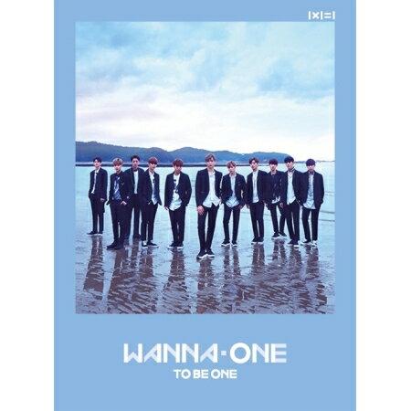 WANNA ONE / 『1x1=1 (To Be One)』 (SKY ver.) (1st mini 2017)*メール(DM)便不可サイズ