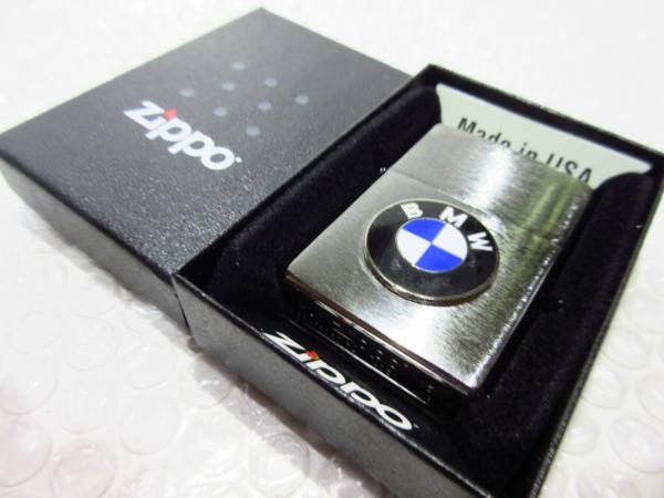 BMWエンブレム Zippo/シルバー・ジッポライター 【ZIPPO】