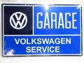 ◎VWUS純正◎ガレージサイン/VWSERVICEサービス◎