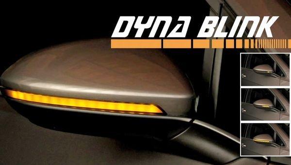VW ゴルフ7 シーケンシャル・ミラーウインカー 【DYNA BLINK製】