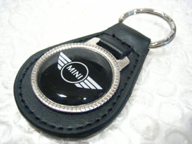 BMW MINI 本皮キーホルダーS ニュー・ミニ 【type1】