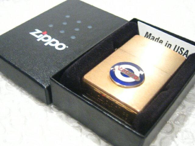 ボルボ/VOLVO Zippo/真鍮製ジッポライター 【ZIPPO】
