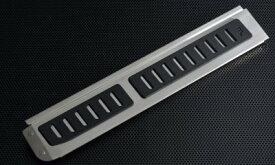 VW ゴルフ7/DSG RHD ライトサイドフットプレート 【m+/キザス】