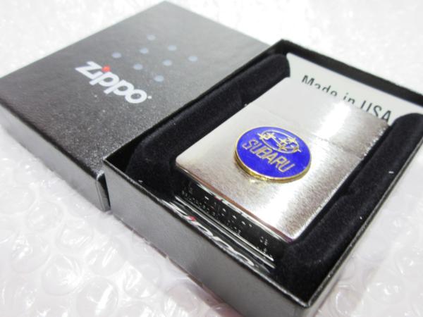 スバル Zippo ジッポライター/シルバー SUBARU