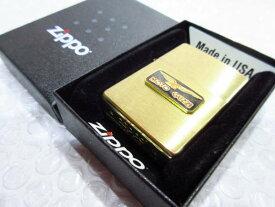 モトグッチ ジッポライター/真鍮製 MOTO GUZZI 【ZIPPO】