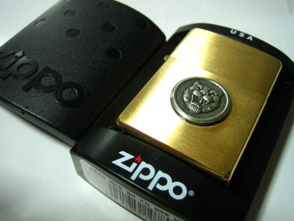 ■ジャガー・フェイス■Zippo/真鍮製ジッポライター■JAGUAR■
