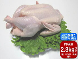 【香川県産健味鳥】 若鶏丸一羽・丸鳥(中〜大)  約2.3kg