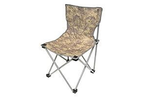 アウトドア 折りたたみ椅子 アウトドアチェア ACU迷彩 1脚