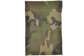 ウッドランド 迷彩柄 メッシュ素材 シュマグ アフガンストール アメリカ陸軍 M81迷彩 サバゲー