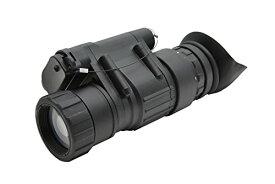 AN/PVS-14 PVS-14 デジタル方式 ナイトビジョンゴーグル NVG 暗視ゴーグル 黒