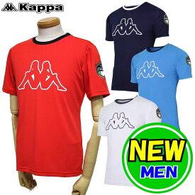 【40%OFF!セール】カッパゴルフ / カッパ / Kappa Golf Italia(2019春夏新作!) ICONS Tシャツ/吸水速乾・UV・消臭(メンズ)ゴルフウェア(カッパ ゴルフ)
