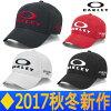 Oakley / OAKLEY 2017 new work in the fall and winter! BG FIXED CAP 3.0/ Oakley cap (men's) golf wear 17/09/2UP!