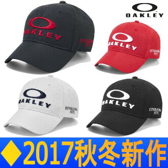 Oakley / OAKLEY 2017 new work in the fall and winter! BG FIXED CAP 3.0/ Oakley cap (men's) golf wear 17/09/2UP!