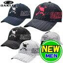 オークリー / OAKLEY 2019秋冬新作!SKULL GRAPHIC CAP 13.0 FW /オークリーキャップ(メンズ)ゴルフウェア/ポイント…