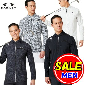 【40%OFF!セール】オークリー / OAKLEY(秋冬!) Skull Frequent LS Shirts 2.0 長袖シャツ(メンズ) OAKLEY /ゴルフウェア/ 19