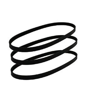 【あす楽】 ファンベルトセット ダイハツ アトレー 型式S230G H11.05〜H16.11 Star-Partsオリジナル 3本セット   ドライブベルト オルタネーターベルト パワステベルト エアコンベルト クーラーベルト ベルトセット set ベルト交換 車 鳴き 整備 ウォーターポンプベルト