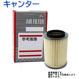 パシフィック工業 エアフィルター 三菱 キャンター 型式FE62E用 PA-3619 エアーフィルタ エアクリーナーエレメント エアクリーナーフィルター エアエレメント エアーエレメント ME294400対応 | エアーフィルター エンジン