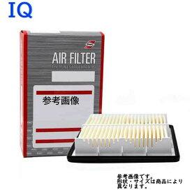 パシフィック工業 エアフィルター トヨタ IQ 型式KGJ10用 PA-1802 エアーフィルタ エアクリーナーエレメント エアクリーナーフィルター エアエレメント エアーエレメント 17801-40040対応 | エアーフィルター エンジン