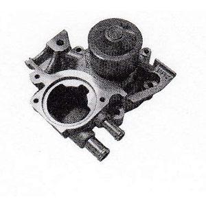 ウォーターポンプ レガシィ BL5 BP5 エンジン EJ20 用 WPF-024 スバル SUBARU | AISIN アイシン ウオポン 車検部品 交換