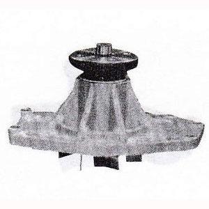 ウォーターポンプ 三菱ふそう キャンター/ファイター/ローザ用 | 日立 HITACHI パロート PARAUT 車検部品 交換 C3-081 エンジン冷却水ポンプ クーラントポンプ