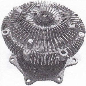 ウォーターポンプ コンドル SR8F エンジン QD32 用 WPN-101 ニッサン 日産 NISSAN   AISIN アイシン ウオポン 車検部品 交換