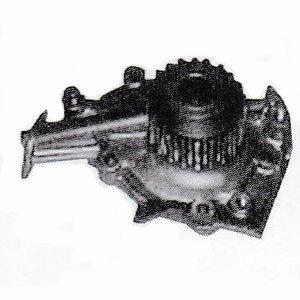 ウォーターポンプ スズキ アルト/カプチーノ/キャラ/セルボ/セルボモード/ワゴンR用 GMB GWS-19A
