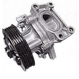 ウォーターポンプ ウオポン エブリィ DA64V DA64W エンジン K6A 用 WPS-049 アイシン AISIN スズキ SUZUKI