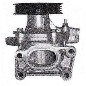 ウォーターポンプ キャリー DA62W エンジン K6A 用 WPS-053 スズキ SUZUKI | AISIN アイシン ウオポン 車検部品 交換
