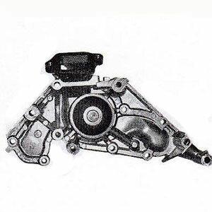 ウォーターポンプ クラウンマジェスタ UZS186 UZS187 エンジン 3UZFE 用 WPT-125 トヨタ TOYOTA | AISIN アイシン ウオポン 車検部品 交換 16100-59276 相当 アイシン精機 冷却水ポンプ エンジン冷却 循環