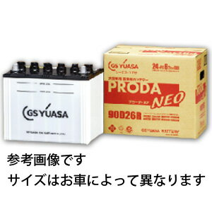 【送料無料】 バッテリー コンプレッサー 型式 DPS-180SS1 用 PRN-120E41R PRODA NEO | プローダ・ネオ デンヨー GSユアサ GS YUASA ジーエスユアサ バッテリー交換 GSYUASA